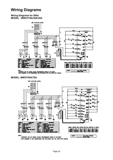 mcquay wiring schematics lead standard wiring color