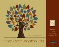 Annual Report - Kitsap Community Resources