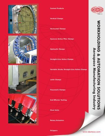 Aerospace Solutions Brochure - Pneumatic Technology, Inc