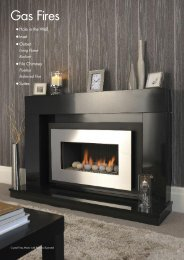 Gas Fires - City Plumbing Supplies