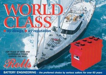 Rolls Marine Brochure - Solarland SL