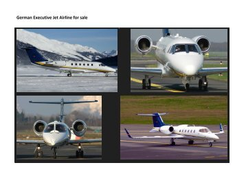 German Executive Jet Airline for sale - Oaktree-ilst.com