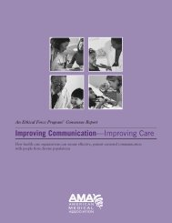 Ethics and Patient-Centered Communication - Fritz Allhoff