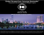 Global Perspectives Converge Downunder - International Orthoptic ...