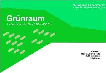 1-10 Gruenraumanalyse.pdf - Wohnbau - TU Wien
