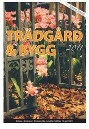 Vecka 15 Bygg & Trädgård - Götene Tidning