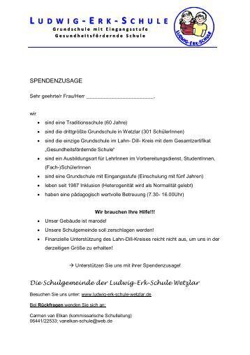 Ludwig-Erk-Schule Wetzlar