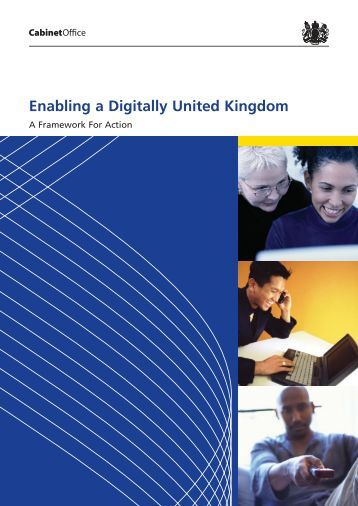 Enabling a Digitally United Kingdom - Umic