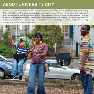 Demographics - University City District