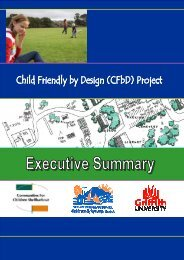 2010 Executive Summary - Healthy Cities Illawarra