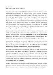 Rede von Claudia Zilla - Thilo Hoppe , MdB