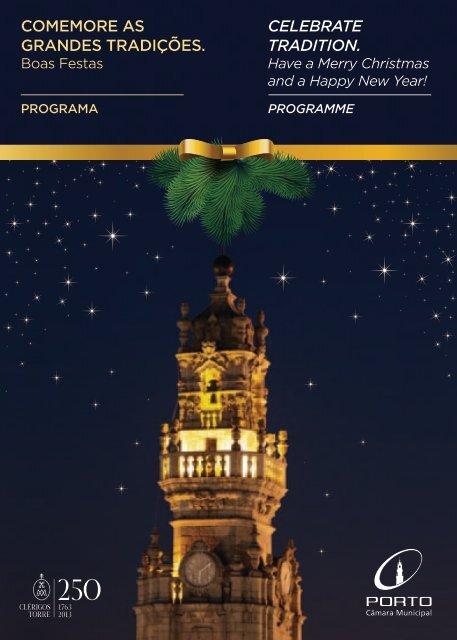 consulte aqui todo o programa - Câmara Municipal do Porto