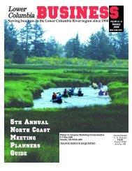 5th Annual North Coast Meeting Planners Guide - Walker ...