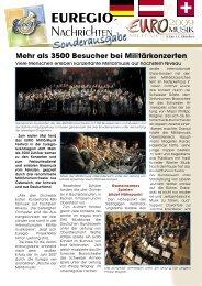 Newsletter Ausgabe Euro MilitärMusik Festival als PDF-Datei ...