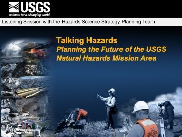 Talking Hazards Talking Hazards - EMForum.org