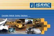 Isaac 900 series Data Recording Unit (DRU) - Brendel Associates Ltd.