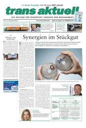 trans aktuell, Ausgabe 23/2014