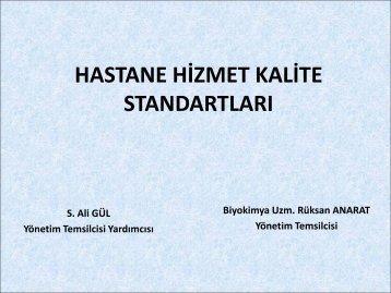 İndikatör Yönetimi - Başkent Üniversitesi Adana Uygulama ve ...