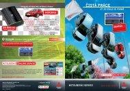 Jarní servisní nabídka - M Motors CZ, s.r.o.