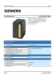 Product data sheet 6ES7326-2BF41-0AB0 - TP Automation e.K.