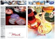 AUFTRITT COFFEE & TEA -  Alfred Mank GmbH
