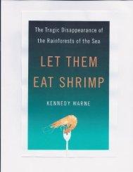 Let Them Eat Shrimp - Roy R. Lewis III