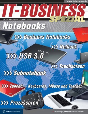 Notebooks - IT-Business