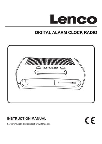 radio controlled clock with appointment alarm technoline. Black Bedroom Furniture Sets. Home Design Ideas