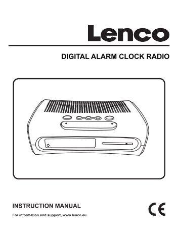 reizen atomic talking analog alarm clock. Black Bedroom Furniture Sets. Home Design Ideas