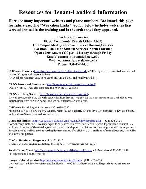 Uc Santa Cruz Campus Map Pdf.Workshop Links Cro S Re