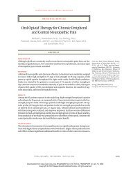 030327 Oral Opioid Therapy for Chronic Peripheral and Central ...