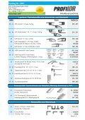 Profilor Schienen und Profile - allfloors - Seite 6