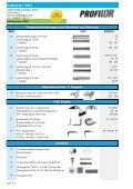 Profilor Schienen und Profile - allfloors - Seite 7