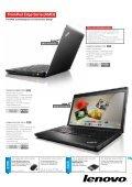 ThinkPad Edge Serie - Lenovo - Page 5