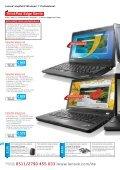 ThinkPad Edge Serie - Lenovo - Page 6