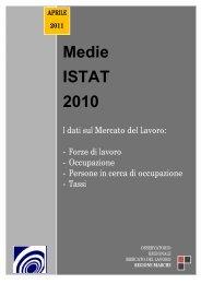 Medie ISTAT 2010 - Pesaro 0914
