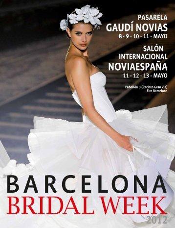Download PDF - Barcelona Bridal Week