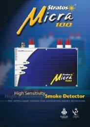 Stratos-Micra 100 Brochure - AirSense Technology Ltd