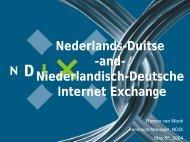 Dutch-German Internet Exchange