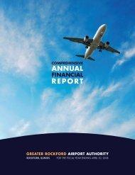 FY 2008 Annual Financial Report - Chicago Rockford International ...