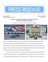 Sportscar Stalwart RJ Valentine Earns Historic Victory At Rolex 24 ...