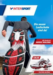 Die neuen Laufschuhe sind da! - Mode & Sport Beppler