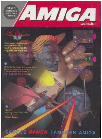 Amiga Dergisi - Sayi 03 (Nisan 1993).pdf - Retro Dergi