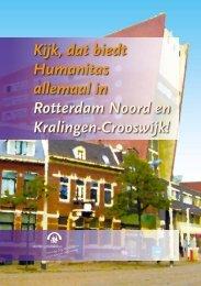 Regiobrochure Bergweg - Stichting Humanitas