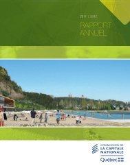 Rapport annuel 2011-2012 - Commission de la capitale nationale ...