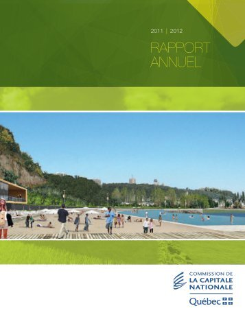 Rapport annuel 2011-2012 - Commission de la capitale nationale ...