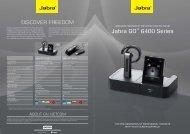 Jabra GO™ 6400 Series - Gentek