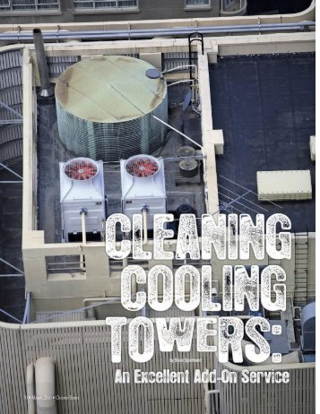 Cleaning Cooling Towers - Cleaner Times Magazine