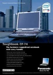 Toughbook CF-74