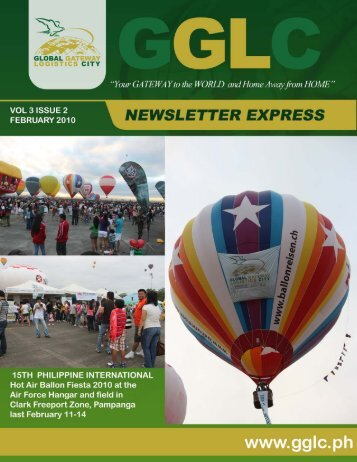 GGLC Express Issue - Global Gateway Logistics City